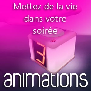 animations texte